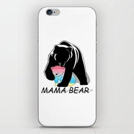 Mama Bear Genderflux iPhone Skin