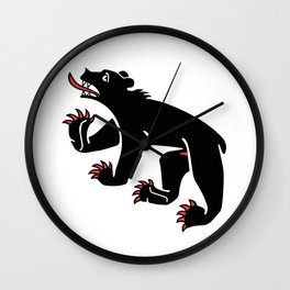 Another Beast of Switzerland Wall Clock