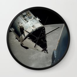 Apollo 17 - Command Module Wall Clock