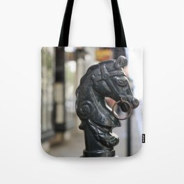 New Orelans Hitching Post #6 Tote Bag