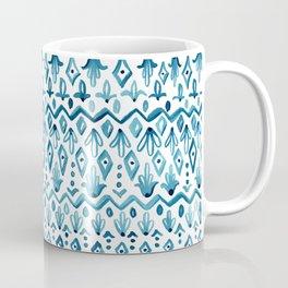 Mya Watercolor - White Coffee Mug