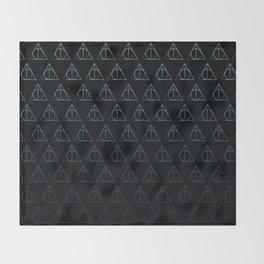 One Powerful Wizard Throw Blanket