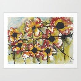 Chromatics Art Print