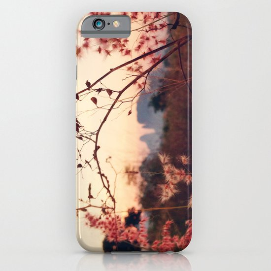 Desert Sakura iPhone & iPod Case