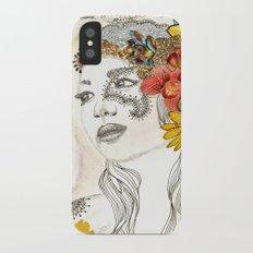 Gypsy Girl iPhone X Slim Case