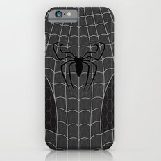 Spider-Man Black iPhone 6s Slim Case