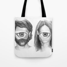 I love you even more than I did before... Tote Bag