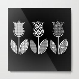 Tulips / 03 Metal Print