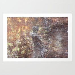 Octoberwinds Art Print