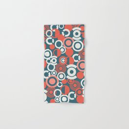 Little circles Hand & Bath Towel