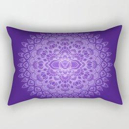 Anja chakra Rectangular Pillow