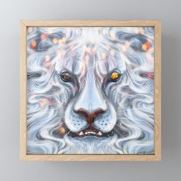 G Y R E Framed Mini Art Print