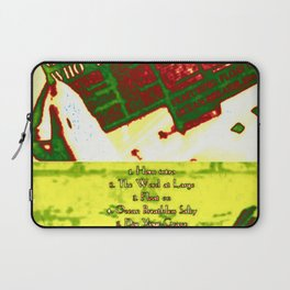 Good News For Modest People Who Love Bad News Laptop Sleeve