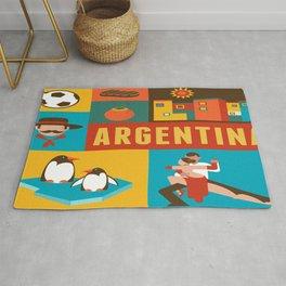 Argentinien Rug