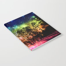 One Magical Night ( Rainbow ) Notebook