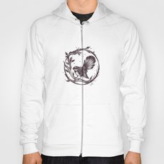 The New Zealand Fantail Hoody