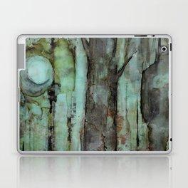 ONE MOON ONE TREE Laptop & iPad Skin