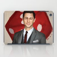 inception iPad Cases featuring Inception - Arthur by Mel Hampson