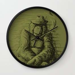Help the homeless Wall Clock