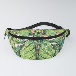 Leaf Mimic Fanny Pack
