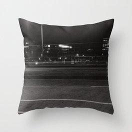 Street Light Throw Pillow