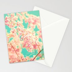 Cloud of Cherry Blossoms Stationery Cards