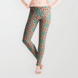 Illustrusion XXII - All of My Pattern Based on My Fashion Arts Leggings