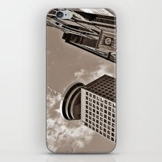 downtown vancouver iPhone & iPod Skin