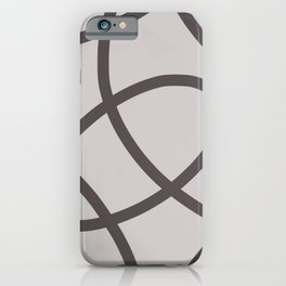 Inter sparse iPhone Case