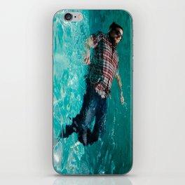 Swimming iPhone Skin