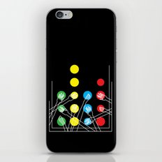 Twister iPhone & iPod Skin