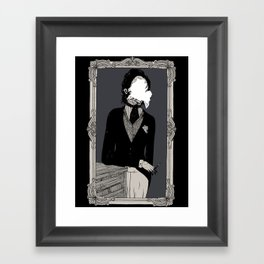Picture of Dorian Gray - oscar wilde Framed Art Print