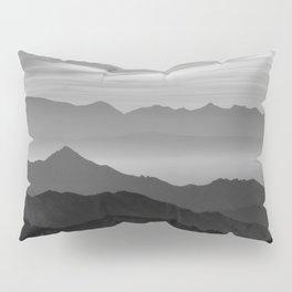 Mountains mist. BN Pillow Sham