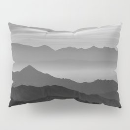 Mountains mist. BN Pillow Sham