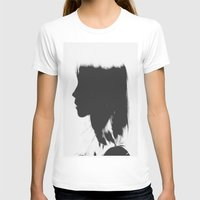 silhouette T-shirts featuring Silhouette   by Jane Lacey Smith