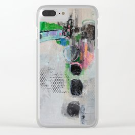 Metropolis One Clear iPhone Case