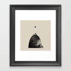 Nothing Much Framed Art Print