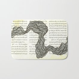 Jodphur, India Bath Mat