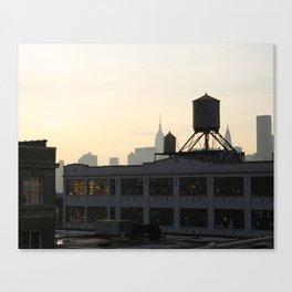 Queensboro Plaza Canvas Print