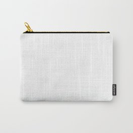 Bank Teller Carry-All Pouch