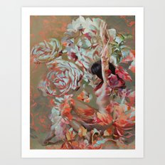Handel Art Print