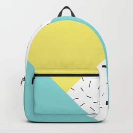 Geometry love Backpack