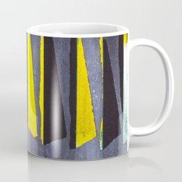 Take a Glimpse Through Tropical Leaves. Coffee Mug