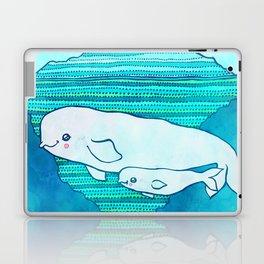Belugas Laptop & iPad Skin