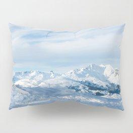 Mountain rescue station Pillow Sham