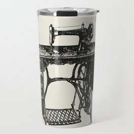 Singer sewing machine Travel Mug