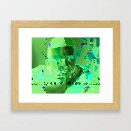David Foster Wallace Framed Art Print