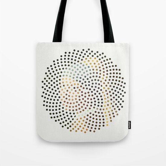 Optical Illusions - Famous Work of Art 3 Tote Bag