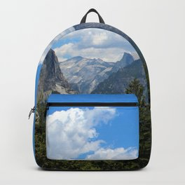 Half Dome and El Capitan, Yosemite, Spring 2020 Backpack