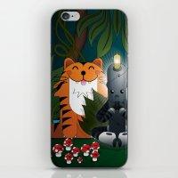ohm iPhone & iPod Skins featuring OMMMM! (Sweet ohm) by Alex.Raveland...robot.design.digital.art